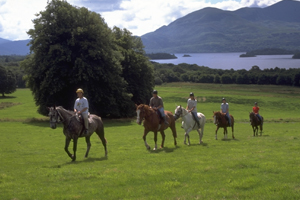 English and Horse-Riding for juniors in Cork