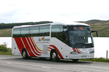 Come to Cork to learn english by bus Eireann
