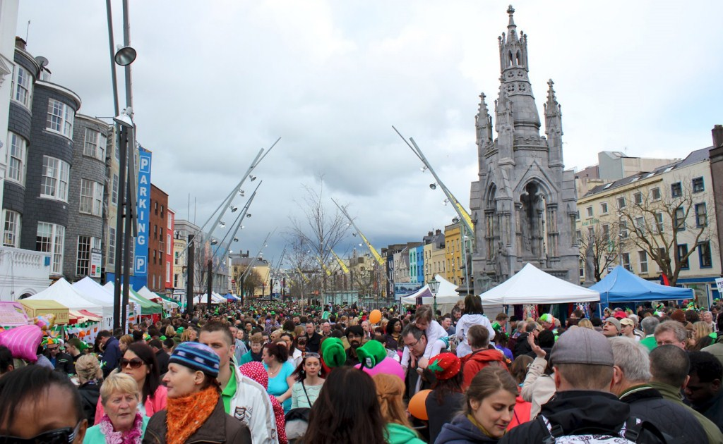 Cork's Festival - Learn English in Cork Ireland